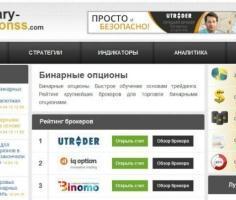 Заработок на бинарных опционах с binary-optionss.com