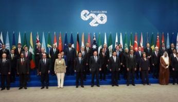 Саммит G20 или саммит большой двадцатки