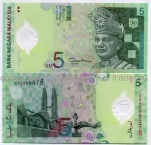 Малазийский ринггит (MYR)