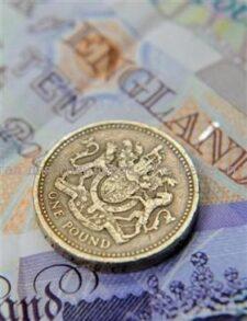 Британский фунт стерлингов – GBP