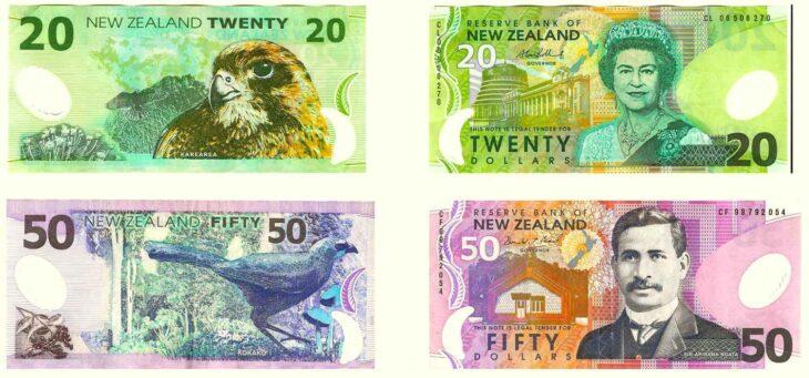 Новозеландский доллар. NZD, киви