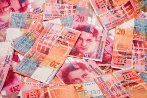 Швейцарский франк (банковское обозначение: CHF)