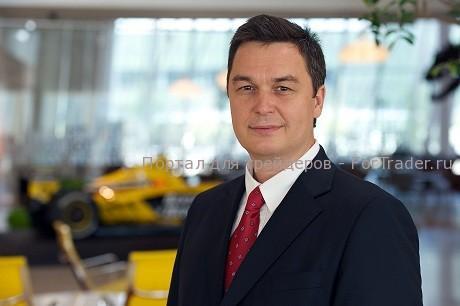 Игорь Домброван (Igor Dombrovan), управляющий директор Saxo Bank в России