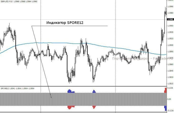 Индикатор SPORE12