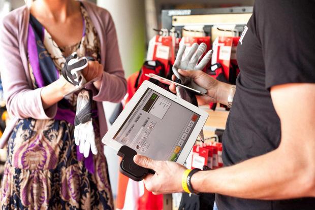 Продажа мобильных устройств