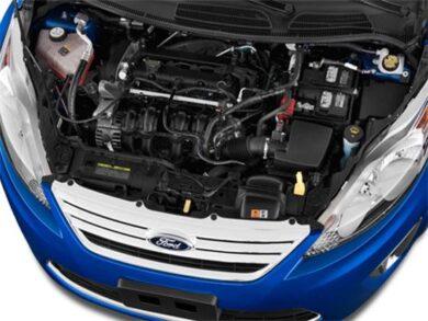 Ford Fiesta SE Седан
