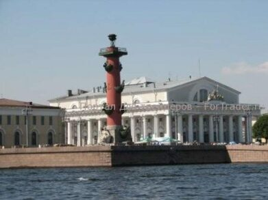 Биржа «Санкт-Петербург»