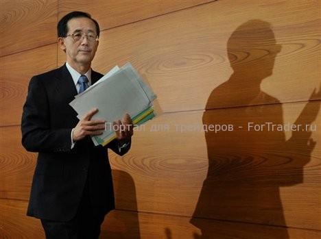 Управляющий Банка Японии Масааки Ширакава