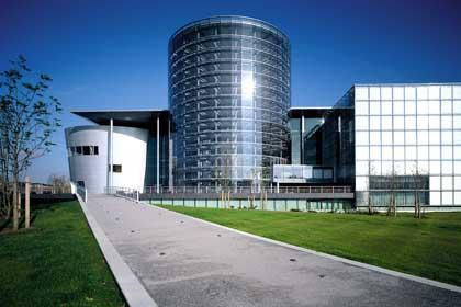 Прозрачный сборочный завод  Volkswagen