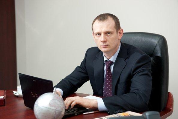 Дмитрий Раннев, генеральный директор компании GKFX