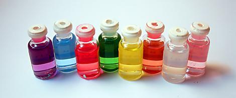 ароматизаторы и красители