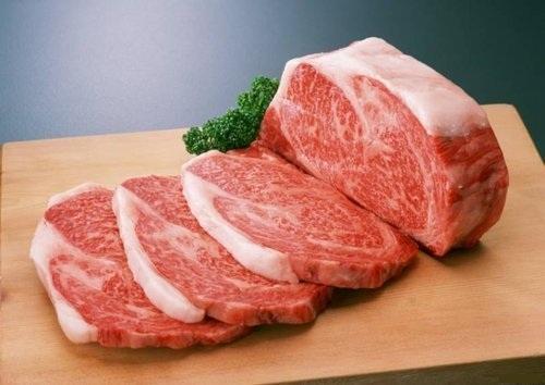 Напичканное рактопамином мясо