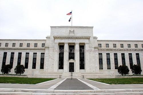 Рис. 1. Здание ФРС США, Вашингтон.