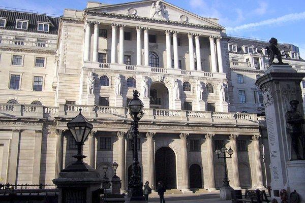 Рис. 1. Здание Банка Англии, Лондон.