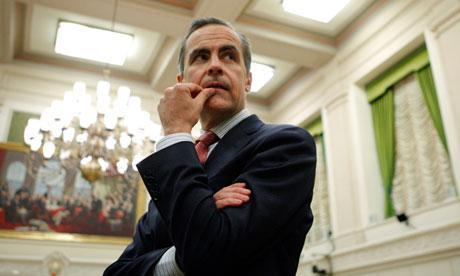 Рис. 2. Глава Банка Англии Марк Карни.