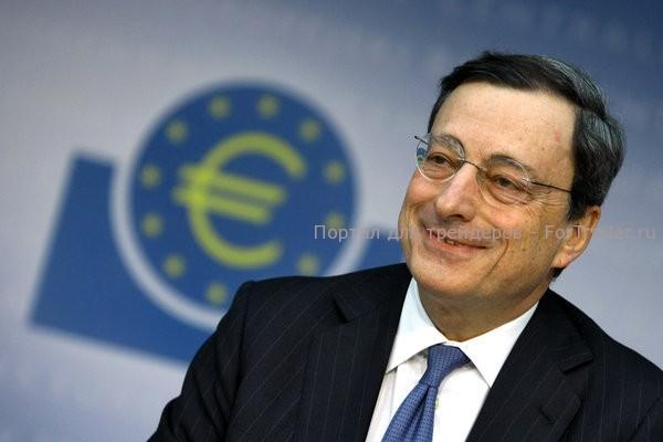 Марио Драги, глава ЕЦБ