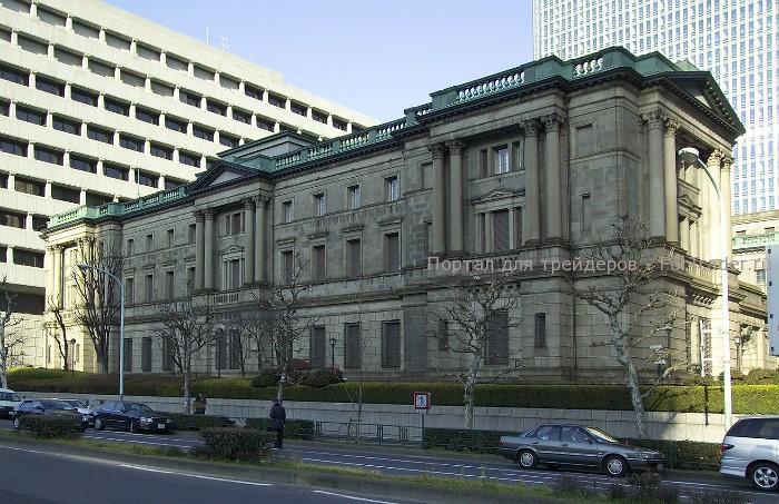 Рис. 1. Здание Банка Японии, Токио.