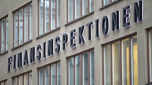 Finansinspektionen: финансовый надзор в Швеции