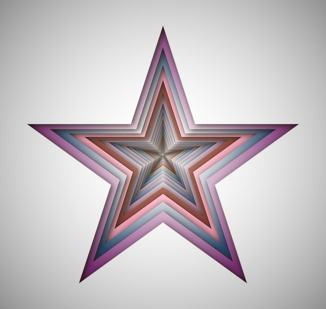 Свечной паттерн Звезда