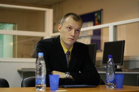 Андрей Виноградов GrandCapital