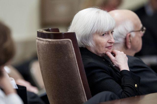 Джаннет Йеллен и заседание ФРС
