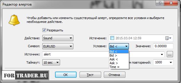 Секреты платформы MetaTrader 4