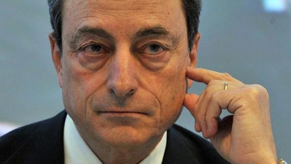 Глава ЕЦБ Марио Драги