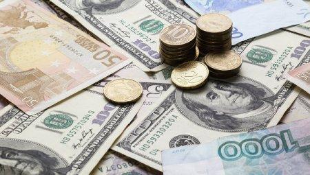 курс рубля к доллару США