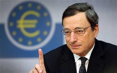 Глава ЕЦБ, Марио Драги