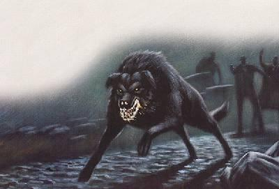 Фигура продолжения тренда «Собака Баскервилей»