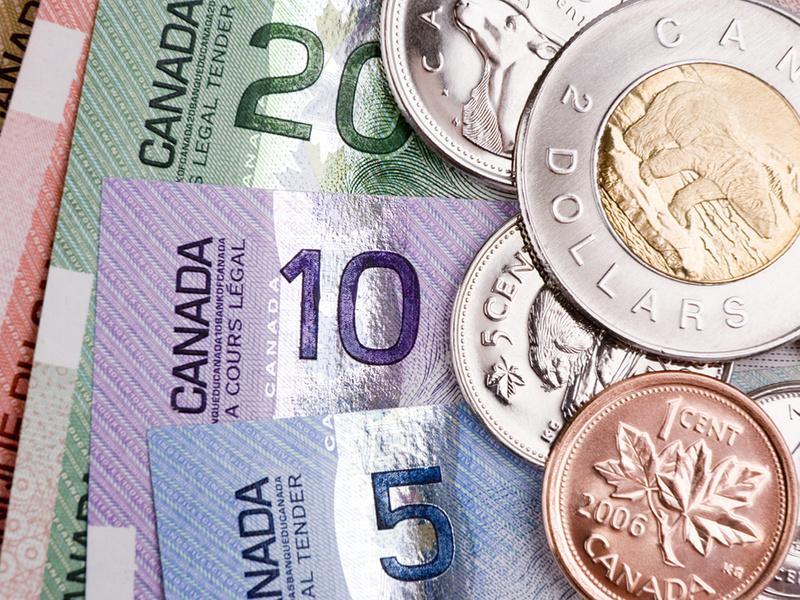 Курс канадского доллара cad