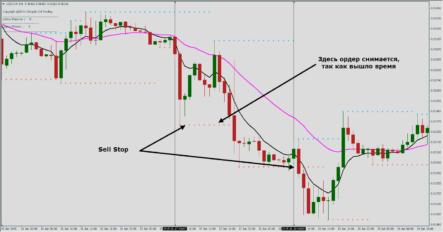 Трендовая торговая стратегия Live SR