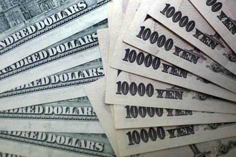 Японская йена прогноз