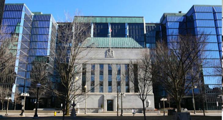 Заседания Банка Канады