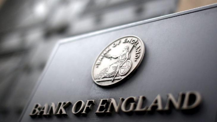 Заседания Банка Англии
