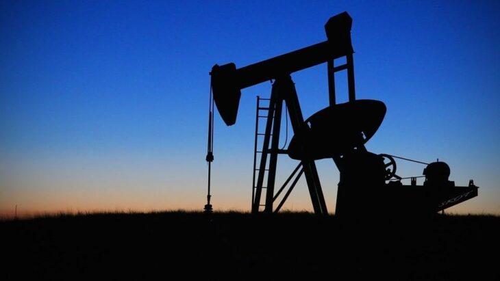 нефть в апреле