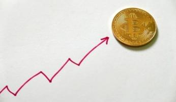 Bitcoin hits $9,400 in vertical rally, but it's at risk of a violent pullback for this key reason