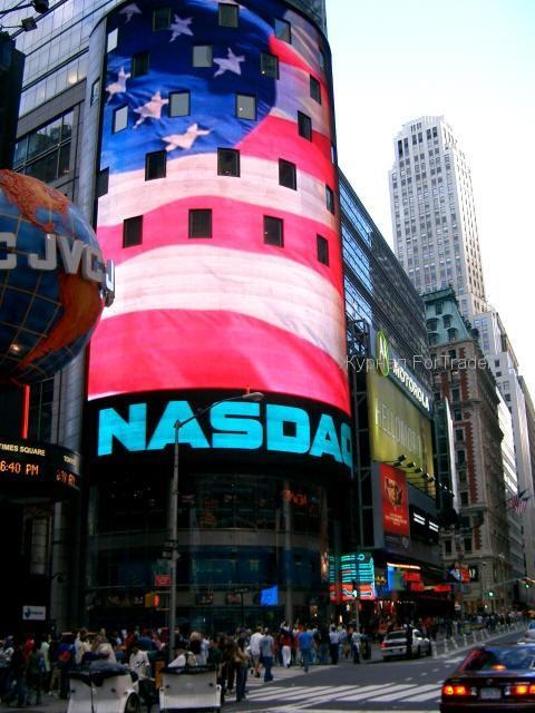 NASDAQ - фондовая биржа и индексы