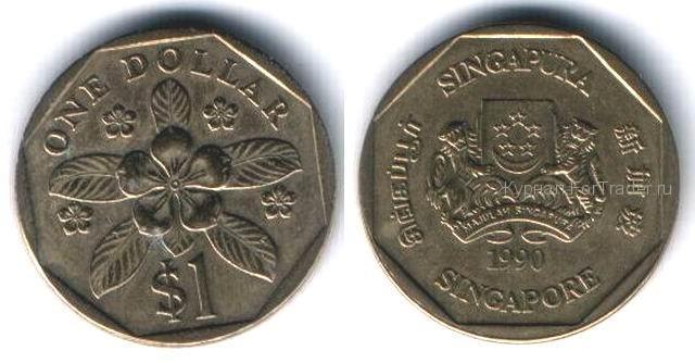 Сингапурский доллар (SGD)
