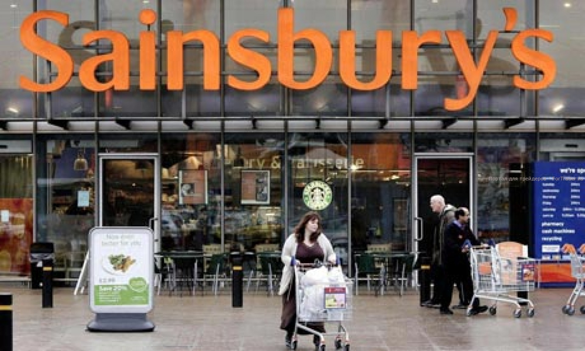 an analysis of sainsburys supermarket Financial analysis of sainsbury's performance 2960 words   12 pages supermarkets, 343 convenience stores and the recent addition of sainsbury's pharmacy and sainsbury's bank (which is a joint venture with the lloyd's bank group.