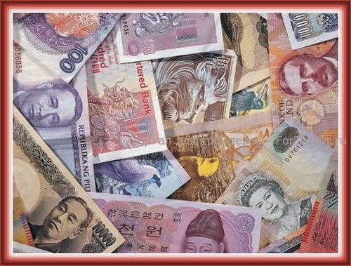 Виды валют мира