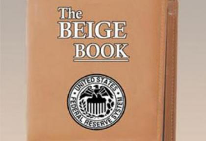 beige book report The federal reserve's beige book is a report on current economic conditions in each of the 12 federal districts in the us it gives a picture of economic trends and challenges in the us.