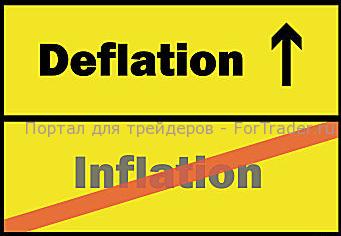 инфляция и дефляция