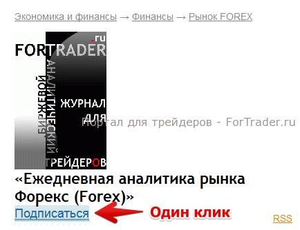 Форекс подписка проецирующий осциллятор форекс бесплатно