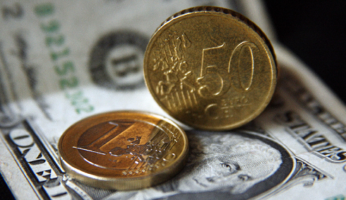 Евро доллар на Форекс сегодня