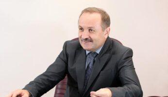 Председатель Правления Национального банка Республики Беларусь Павел Каллаур