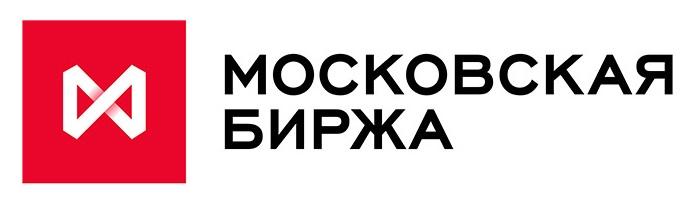 Московская биржа, логотип