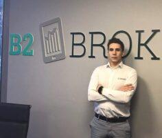 Артур Азизов, CEO компании B2Brokers