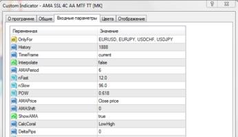 Стрелочный индикатор AMA SSL 4C AA MTF TT [MK]