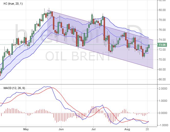 Запасы США не смогут повлиять на цену на нефть